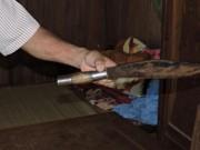 An ninh Xã hội - Phá rừng còn dùng dao chém kiểm lâm để tẩu thoát