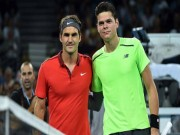 Thể thao - Chi tiết Federer– Raonic: 5 set kịch chiến (KT)