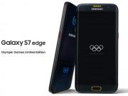 Dế sắp ra lò - Samsung Galaxy S7 Edge phiên bản Olympic trình làng