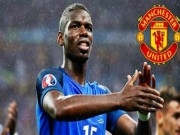 Bóng đá - 100 triệu bảng, Pobga đánh tiếng trở lại MU