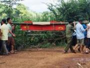 An ninh Xã hội - Những nhát chém oan nghiệt vào đám trẻ đang chơi bắn bi