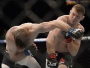 Thể thao - UFC: 4 cú đấm 1 đòn siết cổ hạ đối thủ sau 25 giây