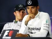 Thể thao - Tin HOT thể thao 8/7: Mercedes cảnh báo Hamilton, Rosberg