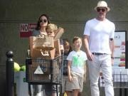 Phim - Vợ chồng Angelina Jolie đoàn tụ, phá tan tin đồn ly hôn