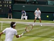 Thể thao - Raonic - Federer: 5 set ngược dòng nghẹt thở (Bán kết Wimbledon)