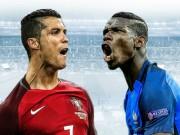 """Bóng đá - Chung kết EURO 2016: Hai siêu sao """"gốc"""" MU so tài"""