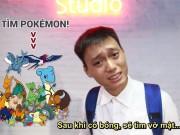 """Bạn trẻ - Cuộc sống - Clip chế: Bi hài giới trẻ với cơn sốt bắt """"Pokemon"""""""