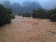 Tin tức trong ngày - Yên Bái: 2 người bị mưa lũ cuốn trôi, mất tích