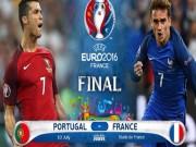 Bóng đá - Chung kết Euro: Ngoài Ronaldo, Bồ Đào Nha chẳng có gì