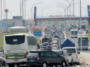 Thế giới - Indonesia: 3 ngày tắc đường liên tiếp, 12 người chết