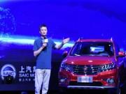 """Tư vấn - Tỷ phú Jack Ma ra mắt mẫu xe """"vạn vật kết nối"""""""