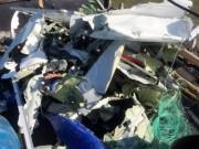 Tin tức trong ngày - Ngư dân vớt được ví và nhiều mảnh vỡ nghi của CASA-212