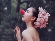Bạn trẻ - Cuộc sống - Vẻ đẹp lay động lòng người của nữ thạc sĩ Trung Quốc
