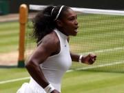Thể thao - Serena - Kerber: Quyết tâm được đền đáp (CK Wimbledon)