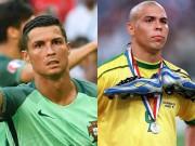 """Bóng đá Tây Ban Nha - Nếu vô địch Euro, Ronaldo cũng vĩ đại như Ro """"béo"""""""