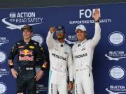 Thể thao - F1, phân hạng British GP: Căng thẳng đến giây cuối