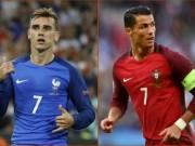 Bóng đá - Quả bóng vàng Euro: Griezmann sáng cửa hơn Ronaldo