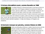 """Bóng đá - Báo Pháp mong CR7 """"bị động kinh"""" như Ronaldo 1998"""