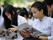 Giáo dục - du học - Thông tin mới xét tuyển chung theo nhóm năm 2016