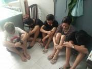 An ninh Xã hội - Bắt nhóm tuổi teen ẩu đả kinh hoàng giữa TPHCM