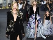 Thời trang - Elie Saab trình làng các mẫu váy lộng lẫy cho mẹ và bé