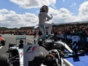 """Thể thao - Video F1 – British GP: """"Đàn áp"""" quần hùng"""
