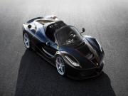 """Tư vấn - Ferrari LaFerrari được đặt biệt danh """"Aperta"""""""