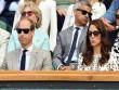 Hoàng gia Anh, bồ cũ Ronaldo & cả tá VIP cổ vũ Murray-Raonic