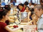 Tài chính - Bất động sản - Giá vàng 11/7 đồng loạt tăng, bỏ xa thế giới 1 triệu đồng