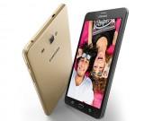 Dế sắp ra lò - Samsung Galaxy J Max màn hình 7 inch, giá 4,5 triệu đồng