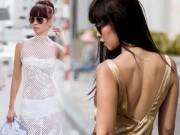 """Thời trang - Trước hôn lễ 20 ngày, Hà Anh vẫn tất bật """"chạy sô"""""""