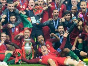 """Bóng đá - Bồ Đào Nha vô địch """"xấu xí"""": Đó có phải là bóng đá"""