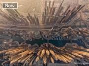 Du lịch - Ảnh: Thay đổi kinh ngạc của 10 thành phố trên thế giới