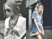Thời trang - Áo phông thập niên 70 đang quay trở lại