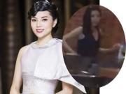Thời trang - Clip: Nghi vấn hoa hậu Kỳ Duyên hút thuốc ở quán cafe