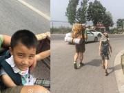 Bạn trẻ - Cuộc sống - 300 nghìn đồng và bài học cuộc sống bố dạy con trai