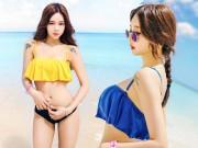 Bạn trẻ - Cuộc sống - Hot girl đẹp nhất xứ Hàn khoe vẻ gợi cảm ở tuổi 30