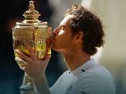 Thể thao - Tennis 24/7: Murray chắc suất dự ATP World Tour Finals