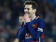 Bóng đá - Bất ngờ: Messi định thời điểm chia tay Barca sớm