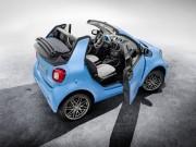 Tư vấn - Công bố giá xe nhỏ Smart Brabus