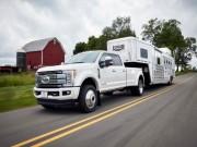 Tư vấn - Ford Super Duty 2017 siêu khỏe mang thùng tải 14 tấn
