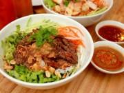 Ẩm thực - Cách làm bún thịt nướng Đà Nẵng ngon hết ý