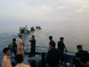Video An ninh - Vụ bắt giữ công an, bộ đội: Khởi tố 7 ngư dân