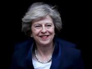 Nước Anh có nữ thủ tướng thứ 2
