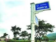 Tin tức trong ngày - Hà Nội đặt tên đường Hoàng Sa, Trường Sa