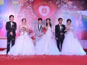 Bạn trẻ - Cuộc sống - Ba chị em ruột ở Vũng Tàu làm đám cưới chung một ngày
