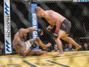 """Thể thao - Bạn trai """"Nữ hoàng UFC"""" nằm ôm đầu xin hàng đối thủ"""