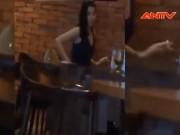 Video An ninh - Hoa hậu Kỳ Duyên hút thuốc lá có bị tước vương miện?
