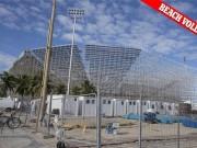 Thể thao - Thảm họa Olympic: Còn ít ngày công trình vẫn trơ khung