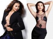 Thời trang - Thanh Hằng ngày càng sexy, sành điệu với hàng hiệu trăm triệu